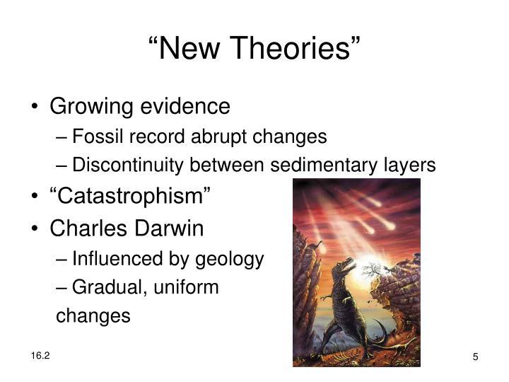 """New Theories"""