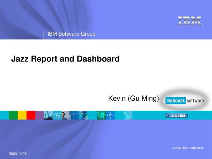 jazz report and dashboard n.