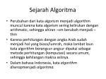 sejarah algoritma2
