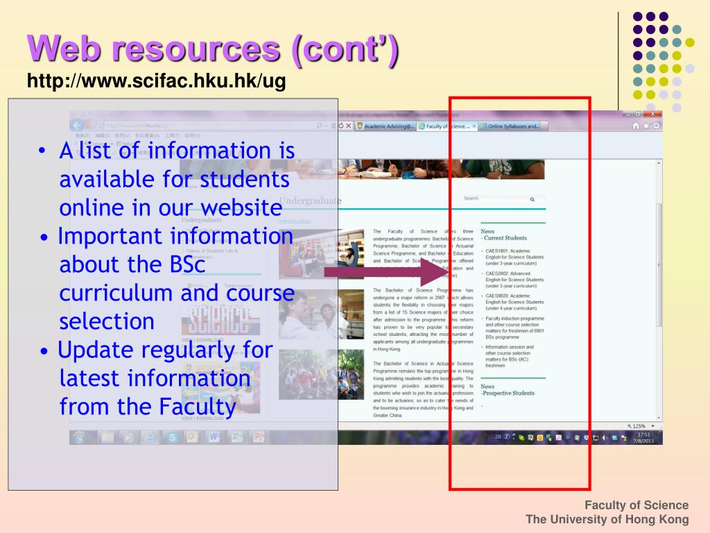 PPT - Induction Day for 6901 BSc I Students PowerPoint Presentation
