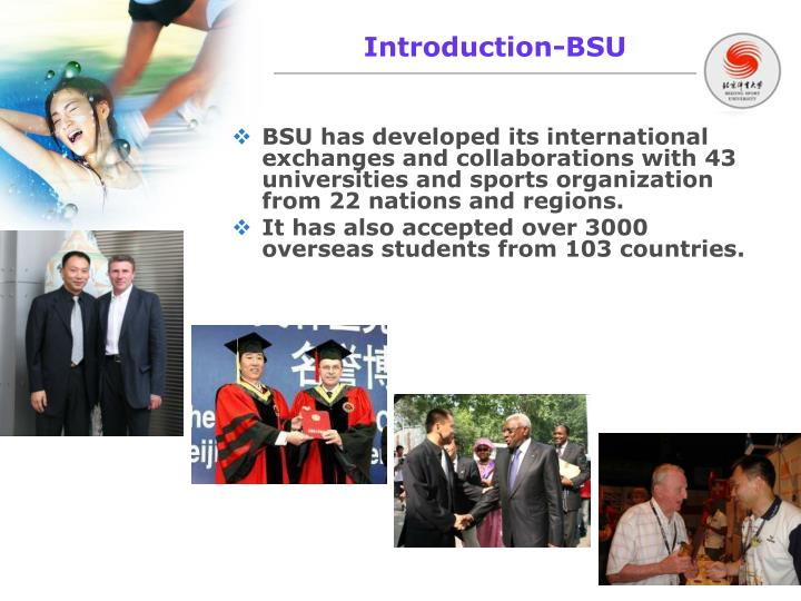 Introduction-BSU