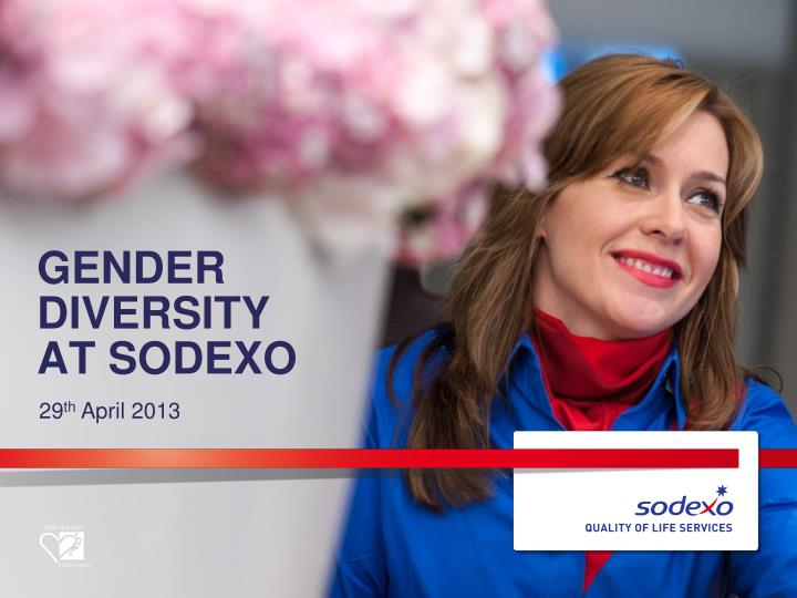 Sodexo   Diversity and Inclusion