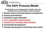 the saiv process model