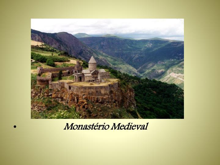 Monastério Medieval