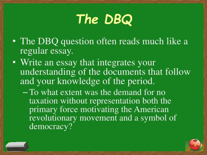 elements of a dbq essay Elements of ancient greek life essay - in ancient greece there was a belief that an equal, but justified, negative event offset every positive event likewise, a positive experience justified every negative escapade.