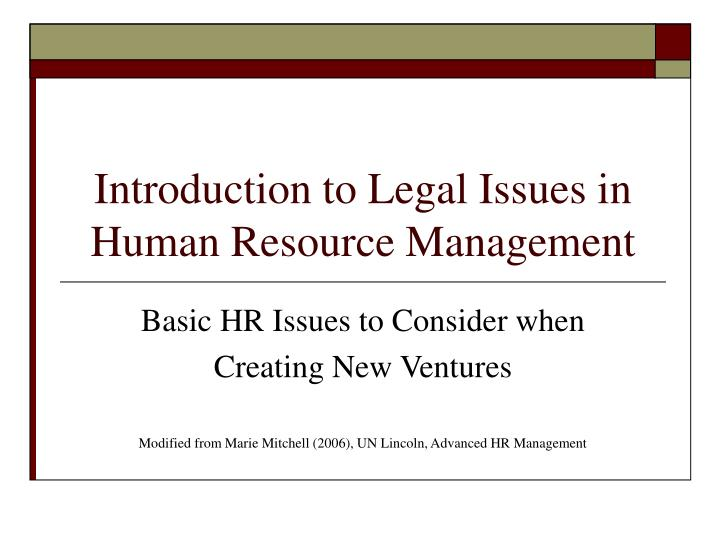 international issues affecting human resources in a global setting A number of factors that affect hrm in global documents similar to enviromental factors influencing hrm opu external factors affecting human resource.
