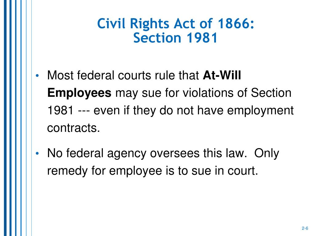 PPT - Federal Employment Laws: Equal Employment ...