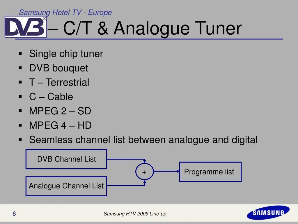 PPT - Samsung HTV 2009 Line-up PowerPoint Presentation - ID:3806932