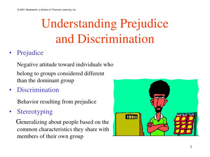 reducing prejudice and stereotypes essay