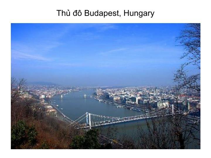 Th budapest hungary