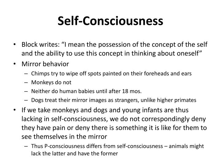 self and consciousness Unlike transcendental meditation where chanting a mantra for hours leads to self-hypnosis and a lowering of consciousness these stages of conscious awakening.