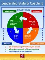 leadership style coaching