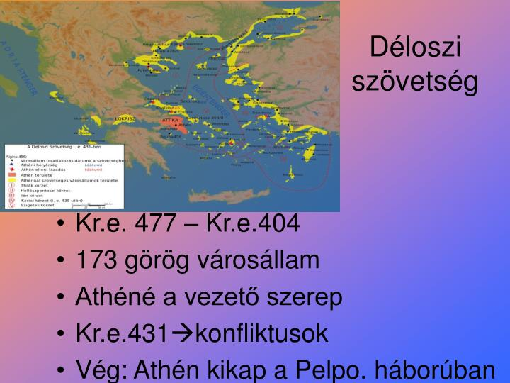 Déloszi szövetség