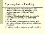 3 preemptivn multitasking1
