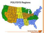 polysys regions