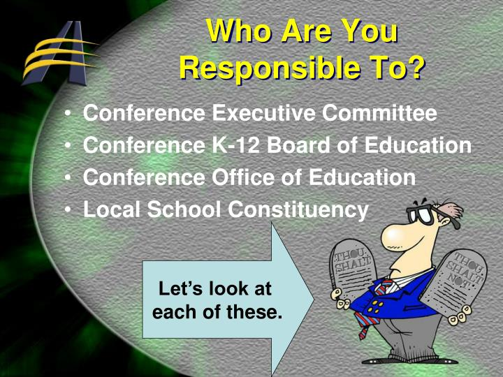 Conference Executive Committee