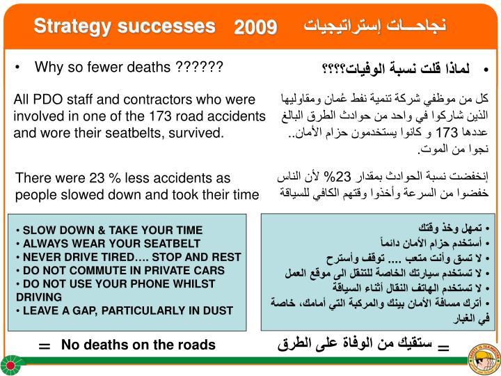 Why so fewer deaths ??????