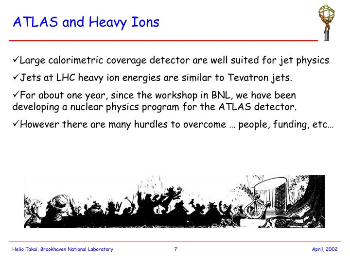 ATLAS and Heavy Ions