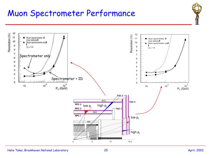 Muon Spectrometer Performance