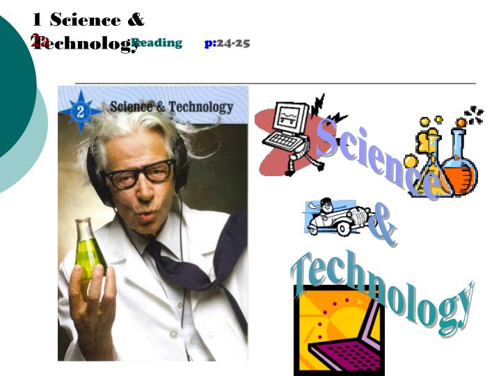 1 Science & Technology