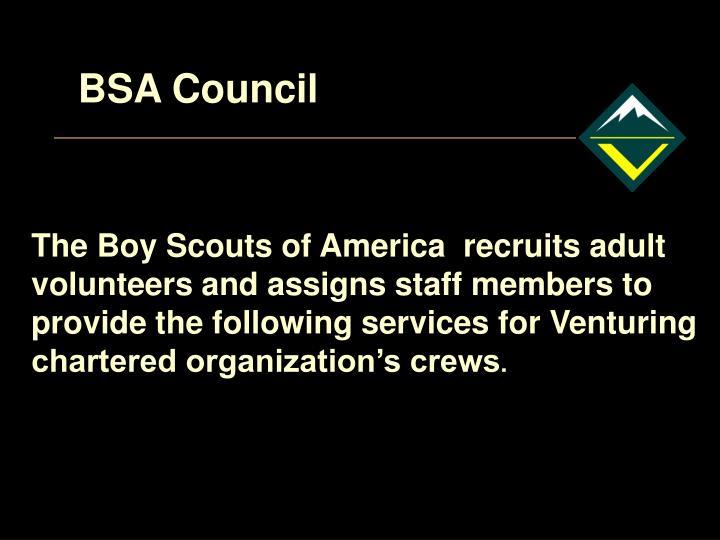 BSA Council