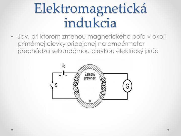 Elektromagnetická