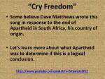 cry freedom1