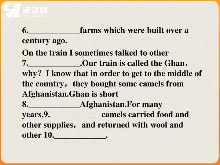 6.____________farms