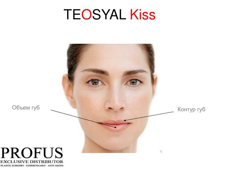 Теосиаль тач ап для губ