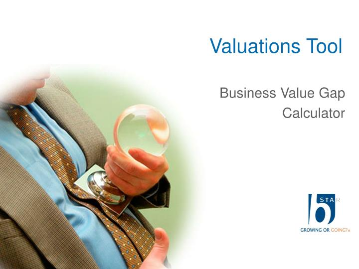 Valuations Tool