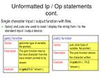 unformatted ip op statements cont1