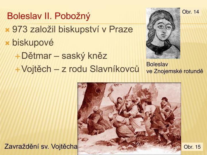 Boleslav II. Pobožný