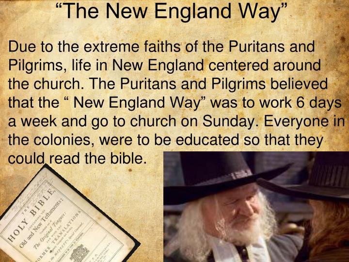 """The New England Way"""