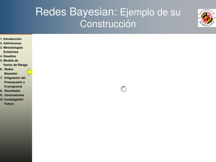 Redes Bayesian: