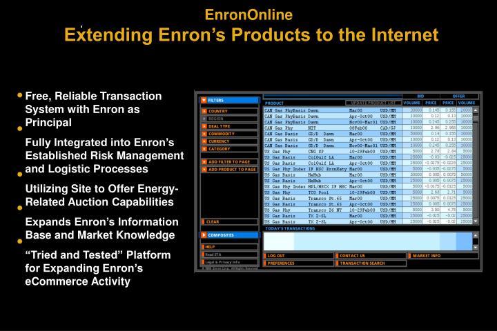 EnronOnline