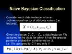 na ve bayesian classification1