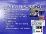 marketing promotions