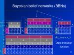 bayesian belief networks bbns2