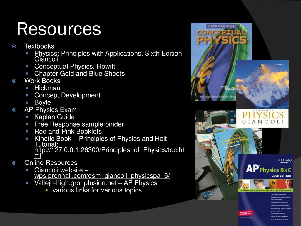 PPT - My Journey A P  Physics PowerPoint Presentation - ID