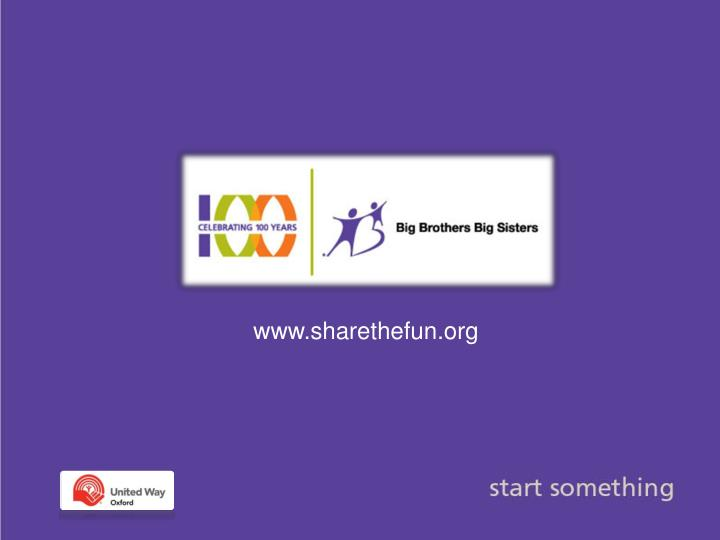 www.sharethefun.org