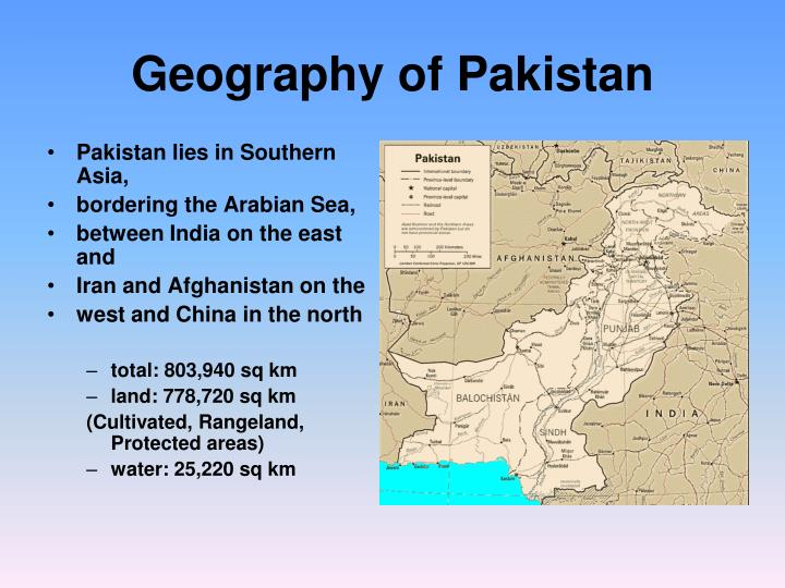 geography of pakistan List of all universities and colleges offering bs geography in social sciences at bachelor level in pakistan and also find their fee structure, merit comparison, admission dates and deadline.