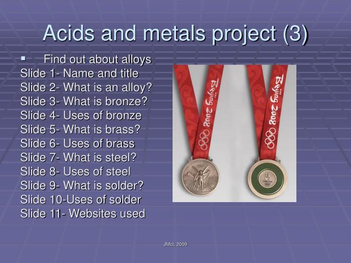 Acids and metals project (3)
