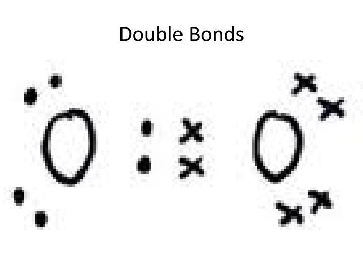 Double Bonds