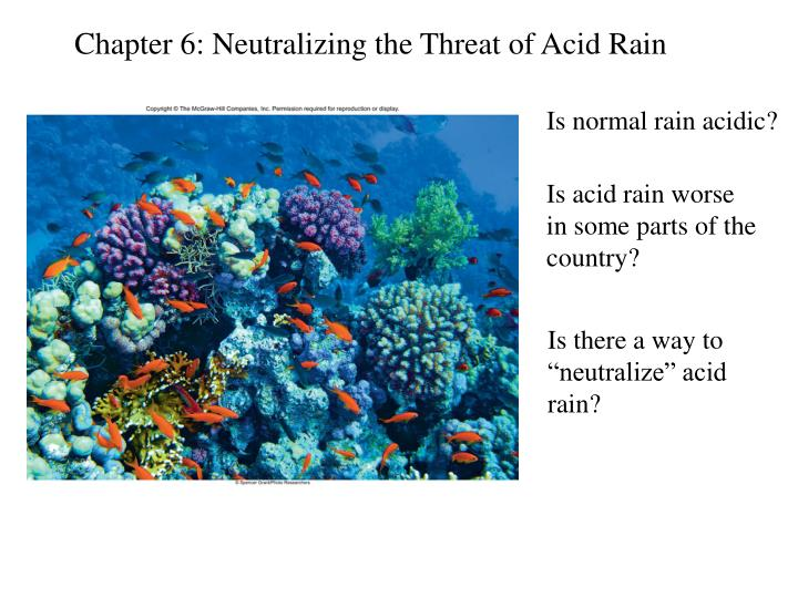 an introduction to acid rain This lesson will introduce you to acid rain you will learn what acid rain is, what causes it, and how it damages the environment you will also.
