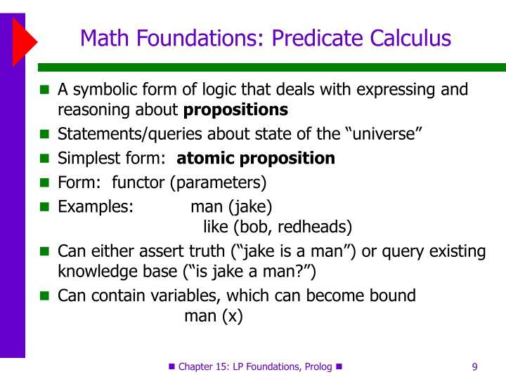 Ppt Logic Programming Foundations Prolog Powerpoint Presentation