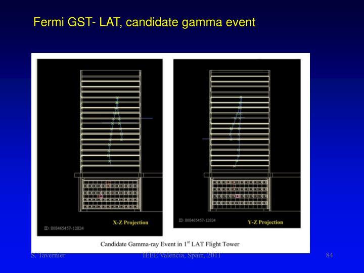 Fermi GST-