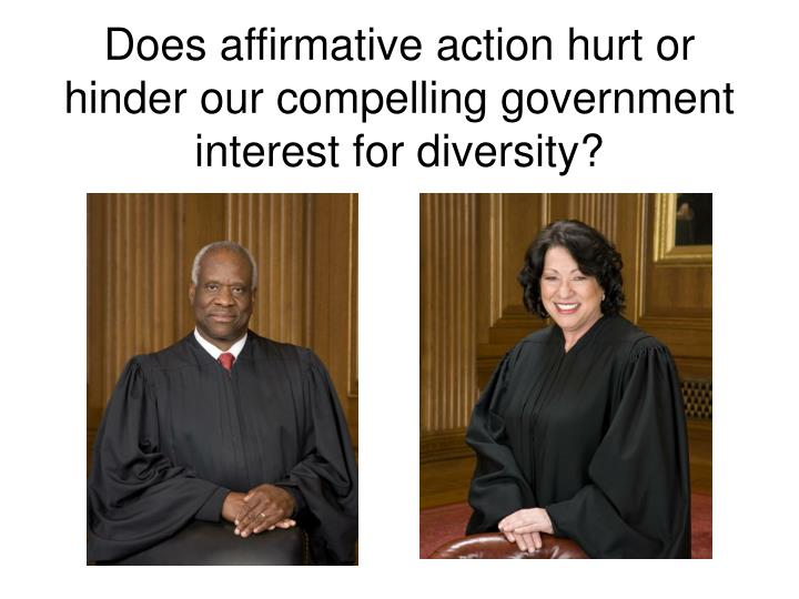 an analysis of the affirmative action and the opportunities of character not color This article offers an economic analysis of color-blind color-blind affirmative action is of their character and not the color of their.