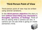 third person point of view1