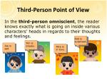 third person point of view2