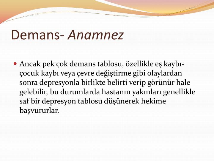 Demans-